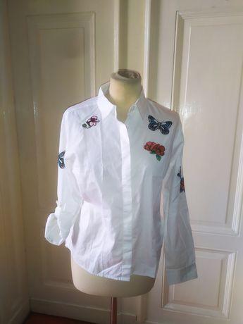 Modna haftowana bluzeczks