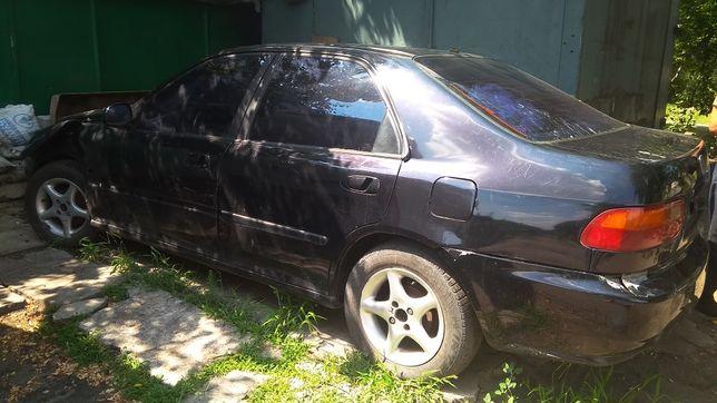 Honda Civic на запчасти