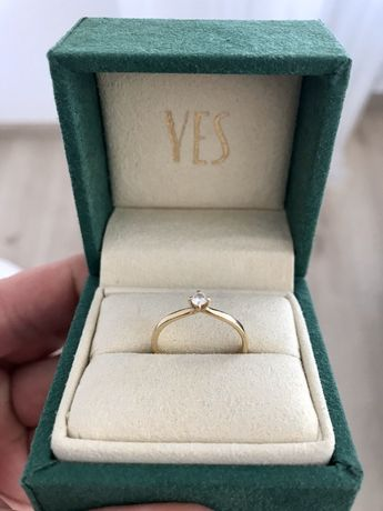 Pierścionek Yes Valentine