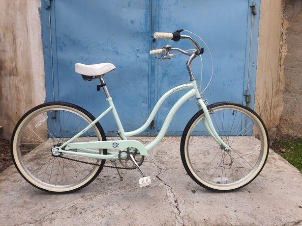 Продам женский велосипед круизер Schwinn с планетаркой