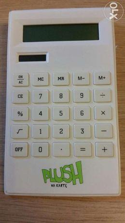 Kalkulator - PLUSH