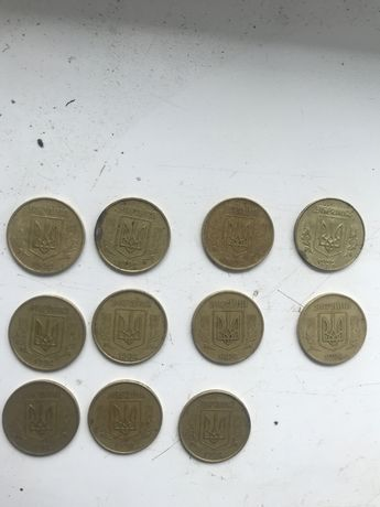 Монети 1992