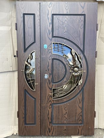 Двері патиновані наявності на складі