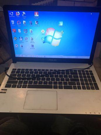 продам ноутбук, Asus 4 ядер