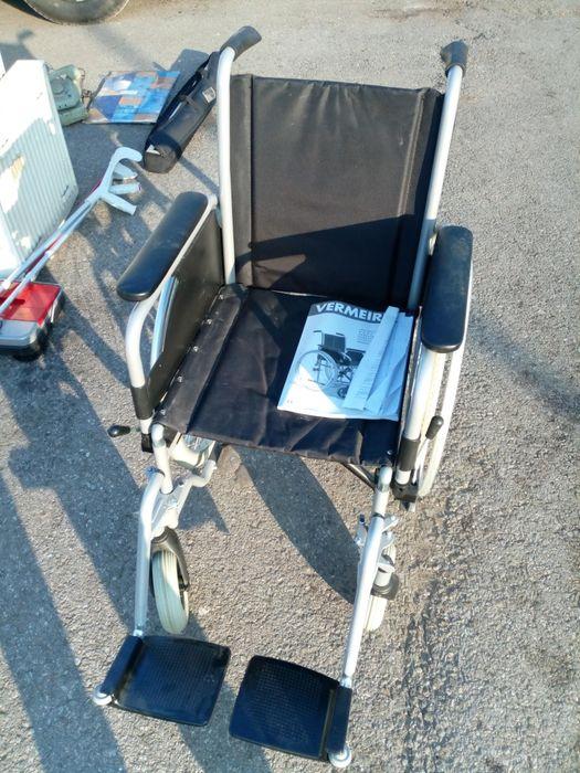 Wózek inwalidzki Vermeiren 708 Delight Okazja Żywiec - image 1