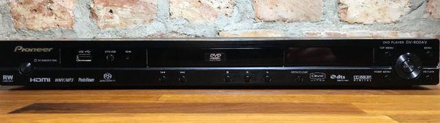 Odtwarzacz CD DVD DV-600 AV Pioneer