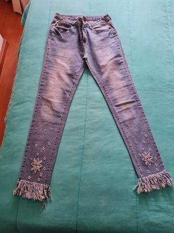 7 pares de calças ganga (vendo também individual)