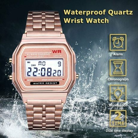 Relógio Casio Pink