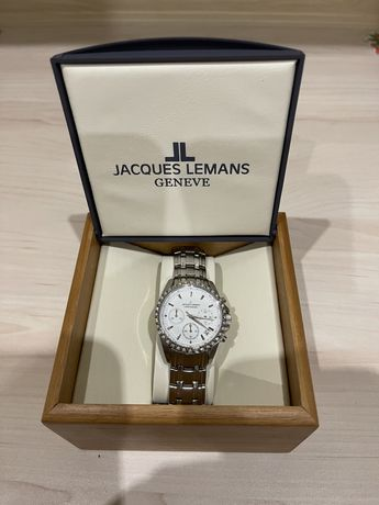 Женские часы Jacques Lemans 1-1864C Chronograph