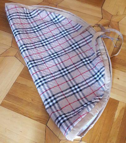 Игровые коврики-мешки с утеплителем - сумки для игрушек