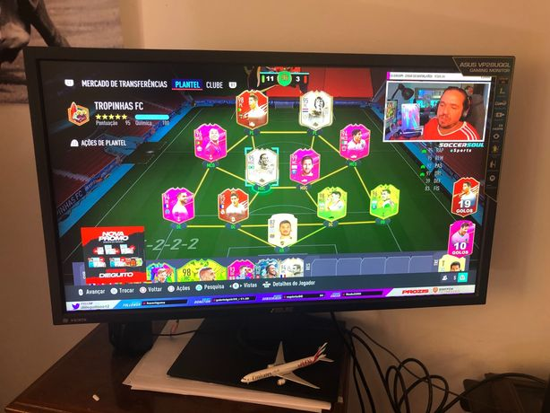 Monitor ASUS VP28UQGL 28' 4K 1ms PS5 xBox Gaming - Novo