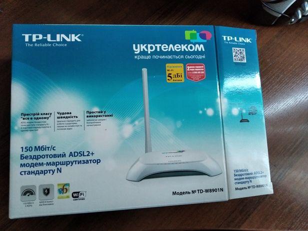 Продам модем TP-LINK TD-W8901N