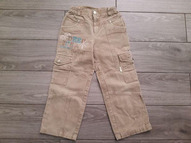 Штаны джинсы вельвет БЕМБИ 110 рост