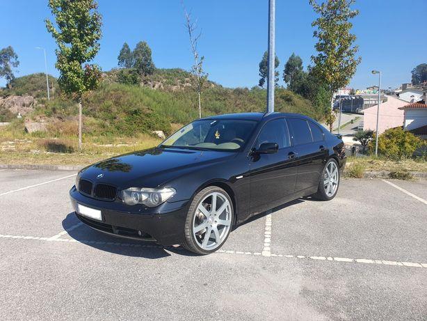 BMW 730D E65 - 187 ALPINA