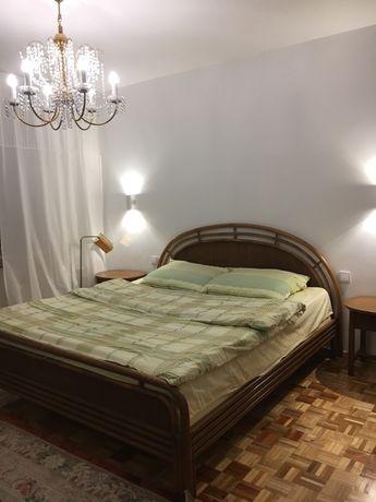Sypialnia ratanowa
