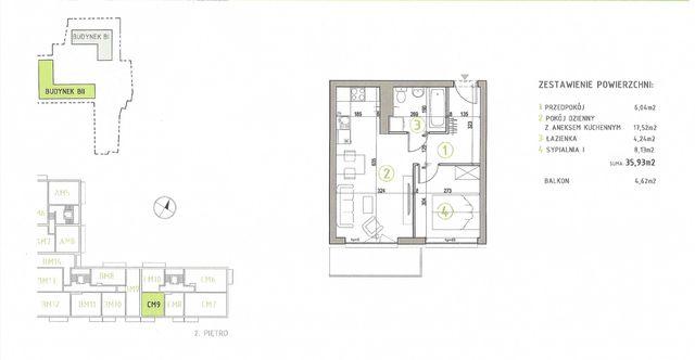 Mieszkanie Nowa Sól centrum
