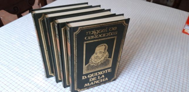 D.Quichote -Obras-Coleçoes