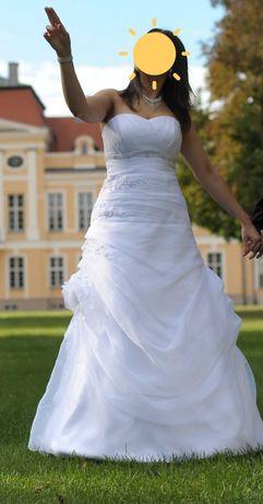 Suknia ślubna z Salonu Visual Chris