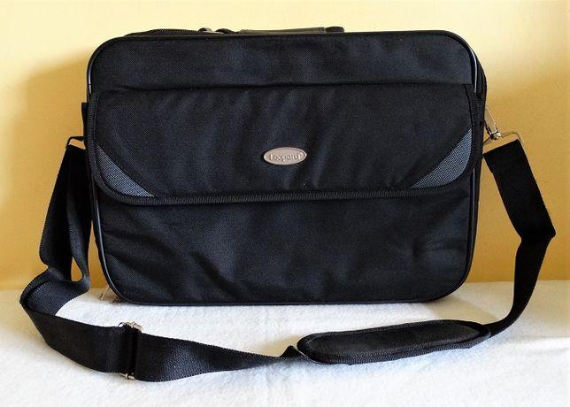 Jak NOWA torba na laptopa czarna