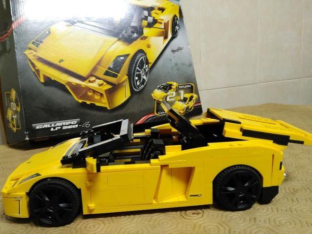 Lego Racers 8169 Lamborghini Gallardo