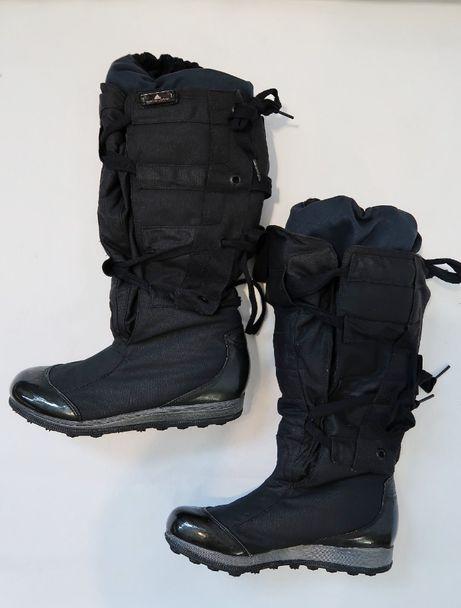 40 adidas stella mc cartney сапоги зиминие луноходы зимові термочоботи