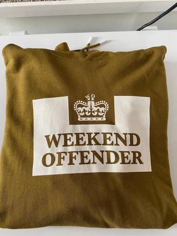 Hoodie weekend offender tamanho L