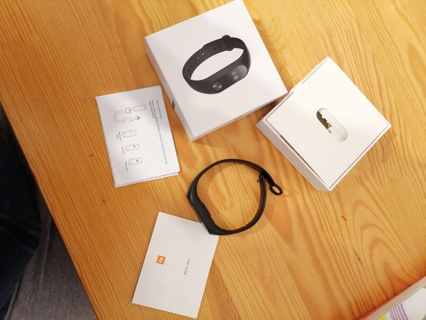 Sprzedam używany zegarek Xiaomi MI Band2