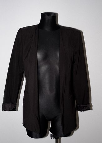 Czarna marynarka Vero Moda