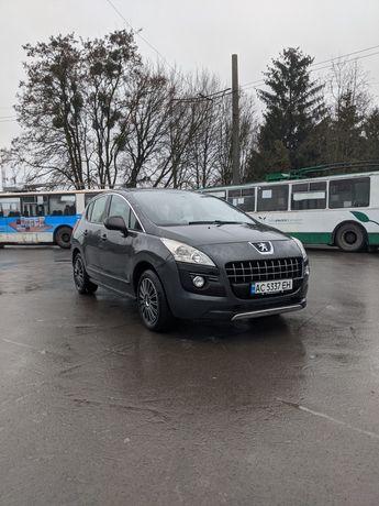 Peugeot 3008 2010 год 1.6 дизель