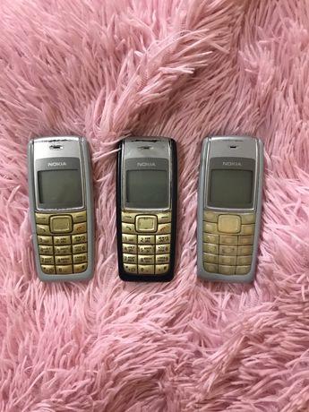 Nokia 1112 телефон рабочий