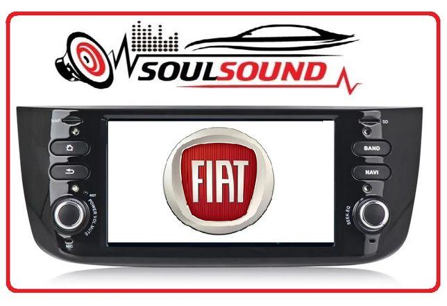 Магнитола FIAT Linea, Punto Android, USB, GPS, DSP!