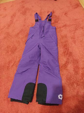 Spodnie narciarskie Crivit 110/116