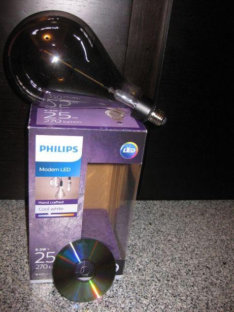 Philips lâmpada LED grande regulável
