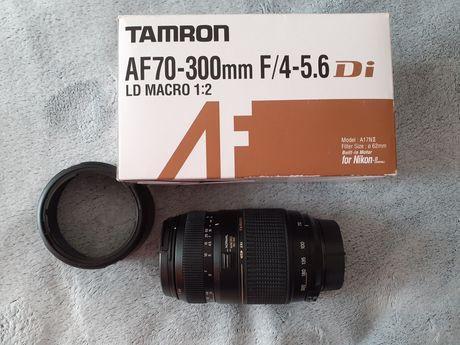 Obiektyw TAMRON AF70-300 F/4-5.6