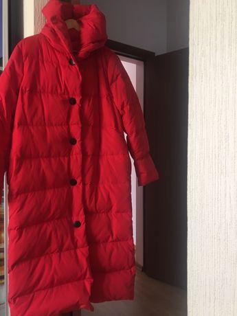 Продам пальто- пуховик