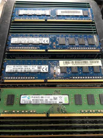 ОЗУ DDR3 4 GB , память для компьютера ДДР3 4 ГБ ( 1333/1600 )