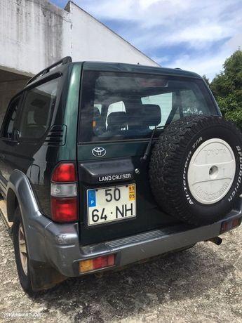 Toyota Land Cruiser 3.0 TD ABS+TA