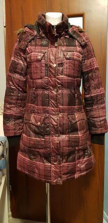 Kurtka płaszcz zimowa Reserved M