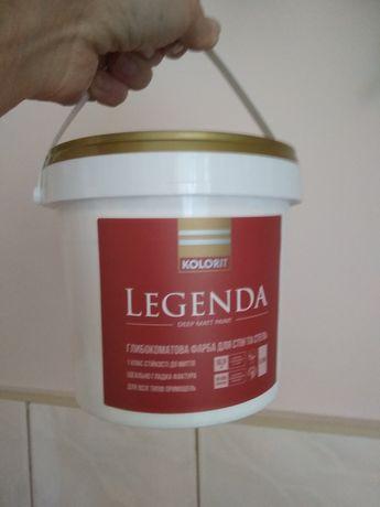 Краска Тикурилла Легенда с пигментом