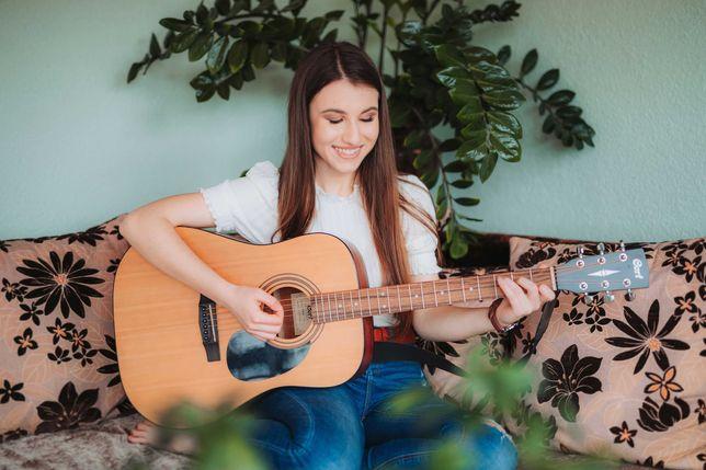 Oprawa muzyczna ślubu/Śpiew solo i gitara