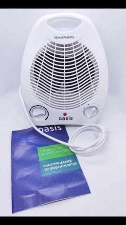 Для дoмa! Обогреватель электрический вентилятор дуйка мощность 2кВт