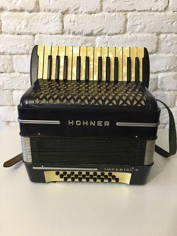 Hohner imperial ll хохнер империал 2 + видео Фортепианный Аккордеон