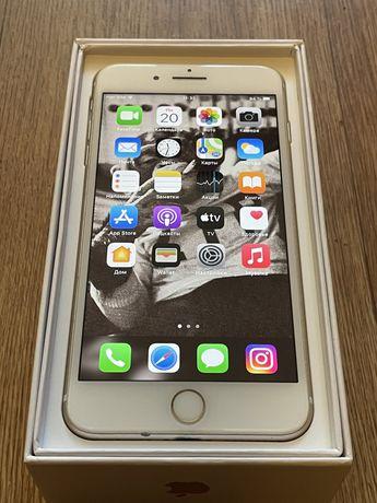 Продам iPhone 7 Plus 128 gb gold