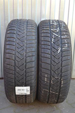 Opony Zimowe 205/60R16 92H Pirelli Sottozero 3 RFT x2szt. nr. 2772z