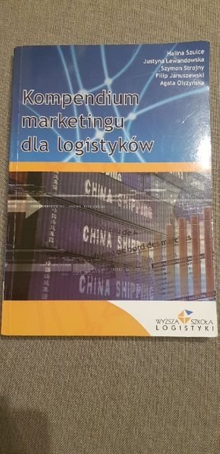 Kompendium marketingu dla logistyków