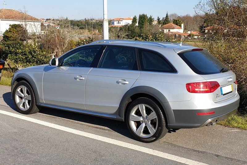 Cortinas Solares - Audi A4 B8 avant/allroad Ponte de Lima - imagem 1