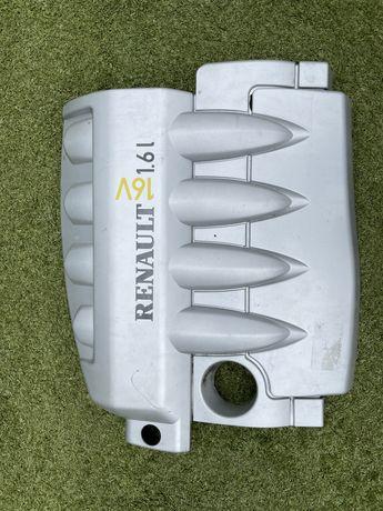 Накладка двигателя renault megane 1,6