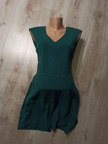 Платье плаття зелене коротке