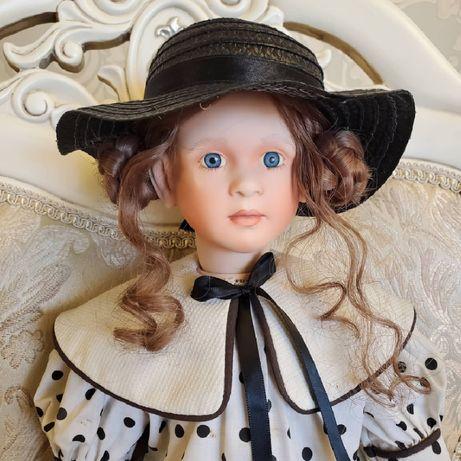 фарфоровая коллекционная кукла от Ruff Treffeisen