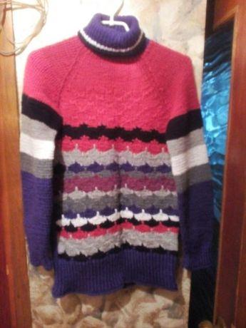 Новый свитер ручной роботы